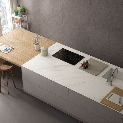 Ceramic worktop by Ceralsio