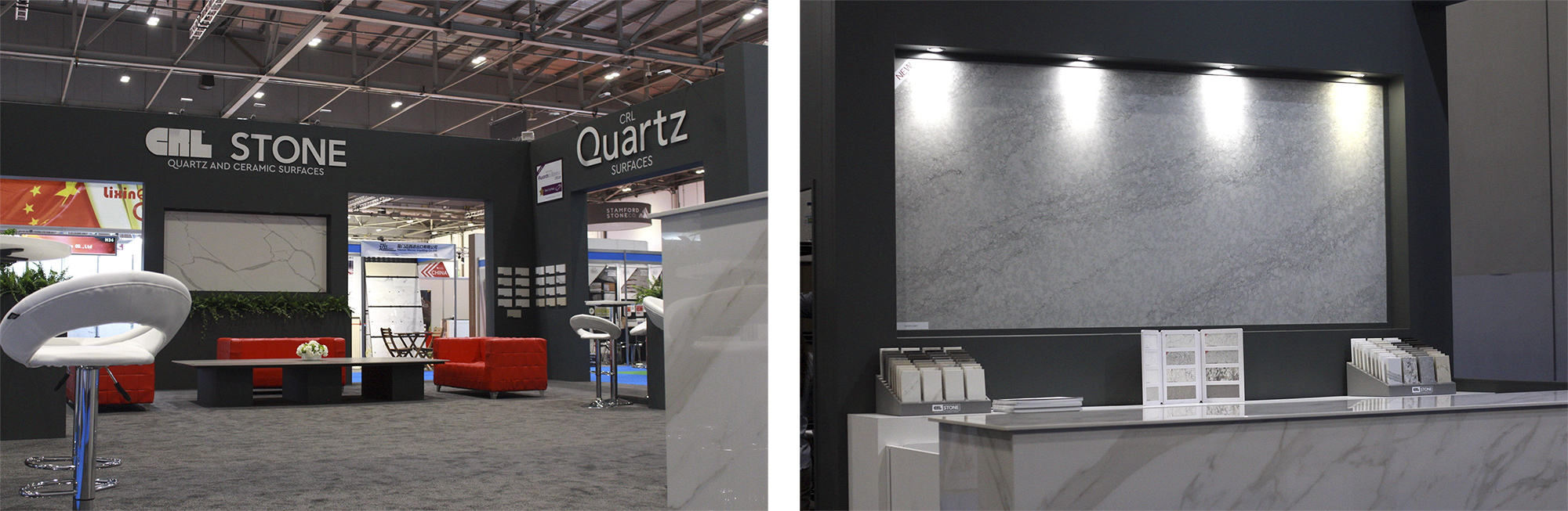 CRL Stone at The Natural Stone Show