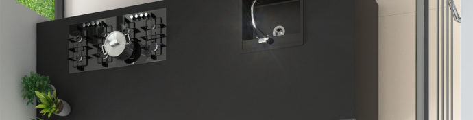 Image of: Croma Black Surface Preview